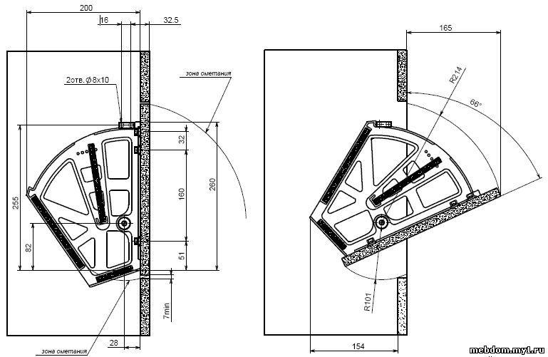 Инструкция по сборке Обувницы