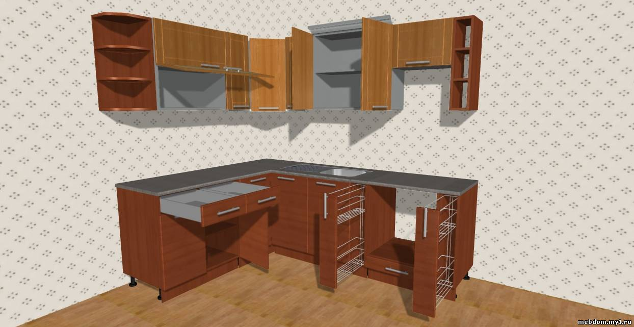 Програмку проектирования расстановки мебели