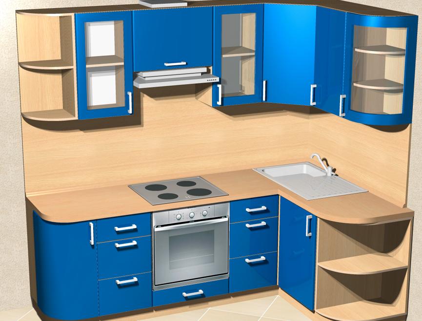 Бесплатные дизайны кухни