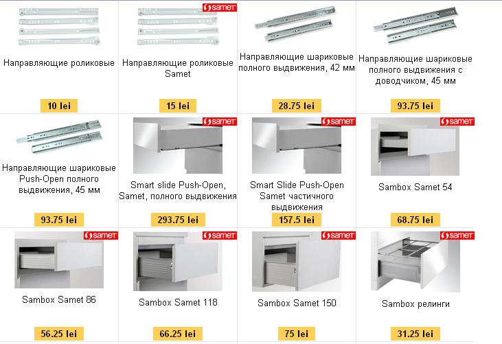 Полный каталог BLUM | Интернет-магазин мебельной
