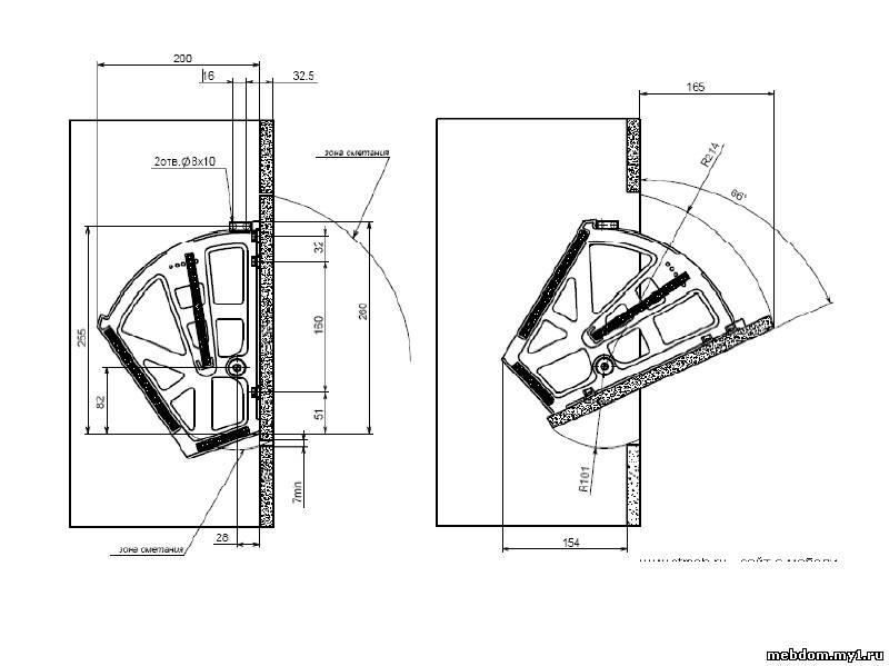 дизайн маленькой гостинной с угловым диваном